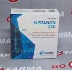 Genetic Sustanon 250mg/ml цена за 1 ампулу купить в России