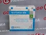 Zzerox Testorox MIX 250mg/ml цена за 1 амп купить в России